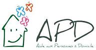 Logo de l'association APD31, aide aux personnes à domicile